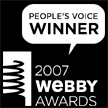 Webby People's Voice Award Winner